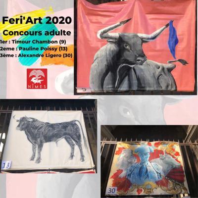 Prix Féri'art 2020