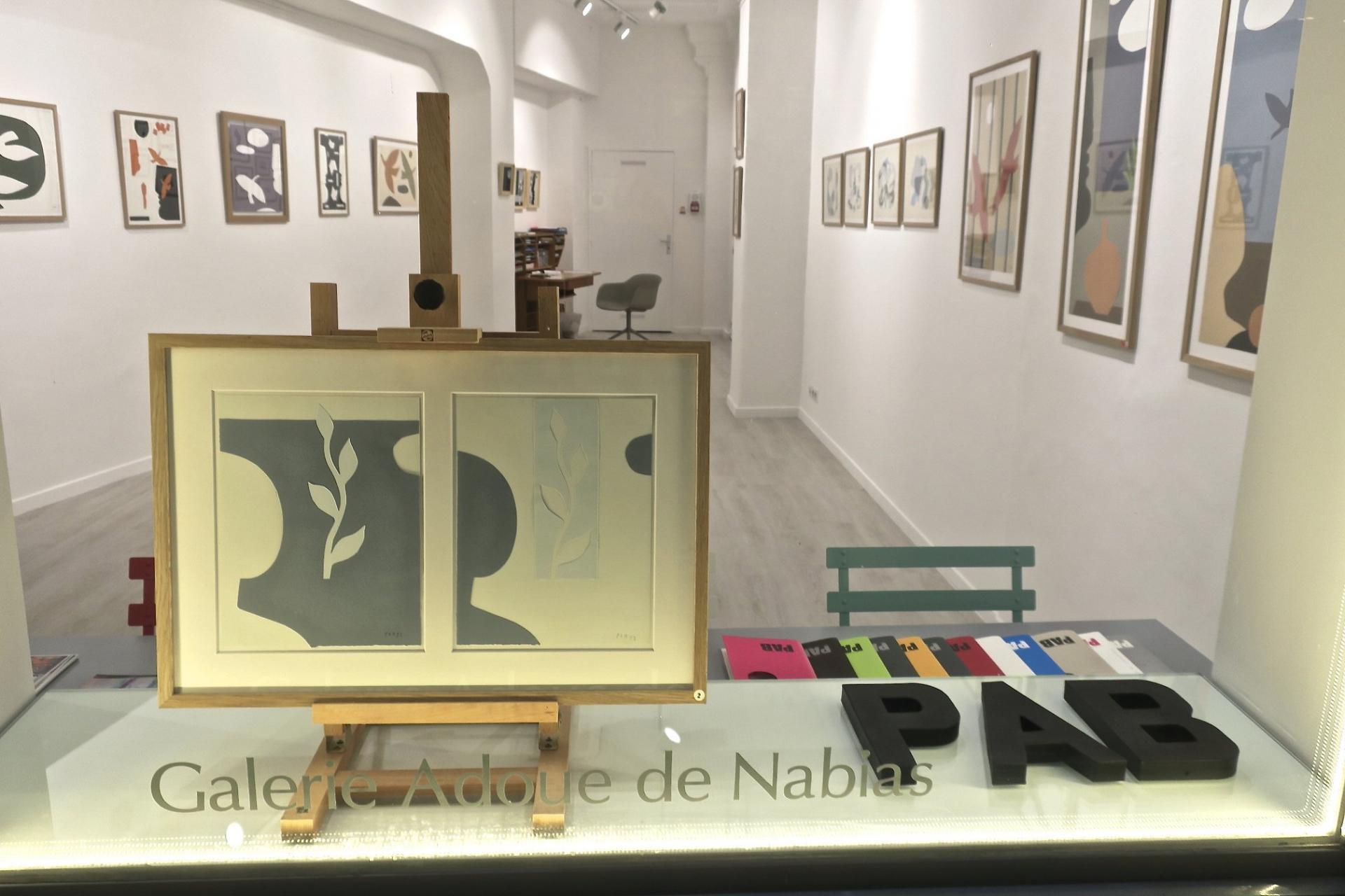 GALERIE ADOUE DE NABIAS