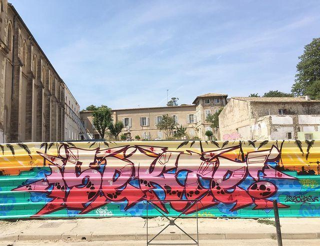 '1Sekte!', 1Sekt (Chapelle Saint Louis, rue de la Faïence, 2019)