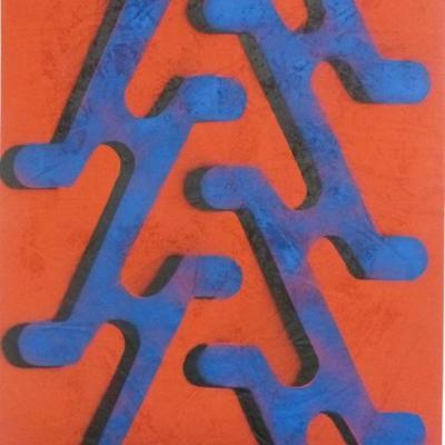 Acrlylique aerosol sur toile 100x73 1