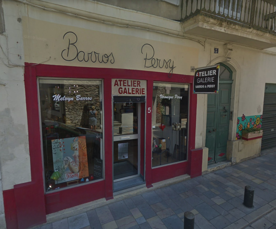 GALERIE BARROS PERSY