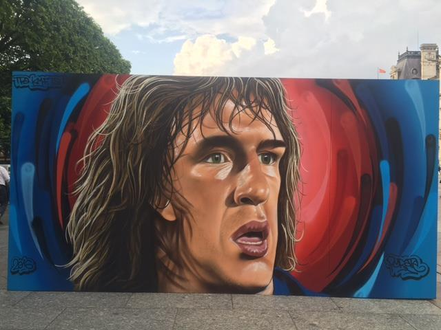 'Carles Puyol', Pyrate (2016)