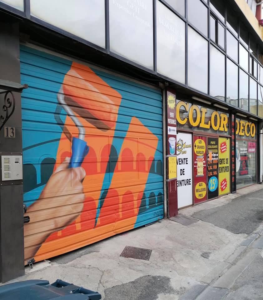 'Color Deco', Pyrate (2020)