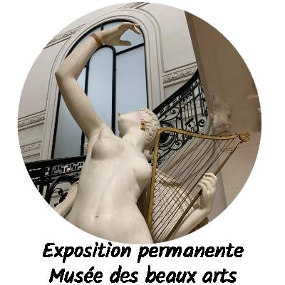 Exposition permanente musee des beaux arts 1