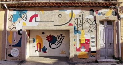 Grafakie rue des bon enfants 2020