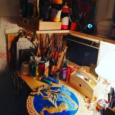 L atelier