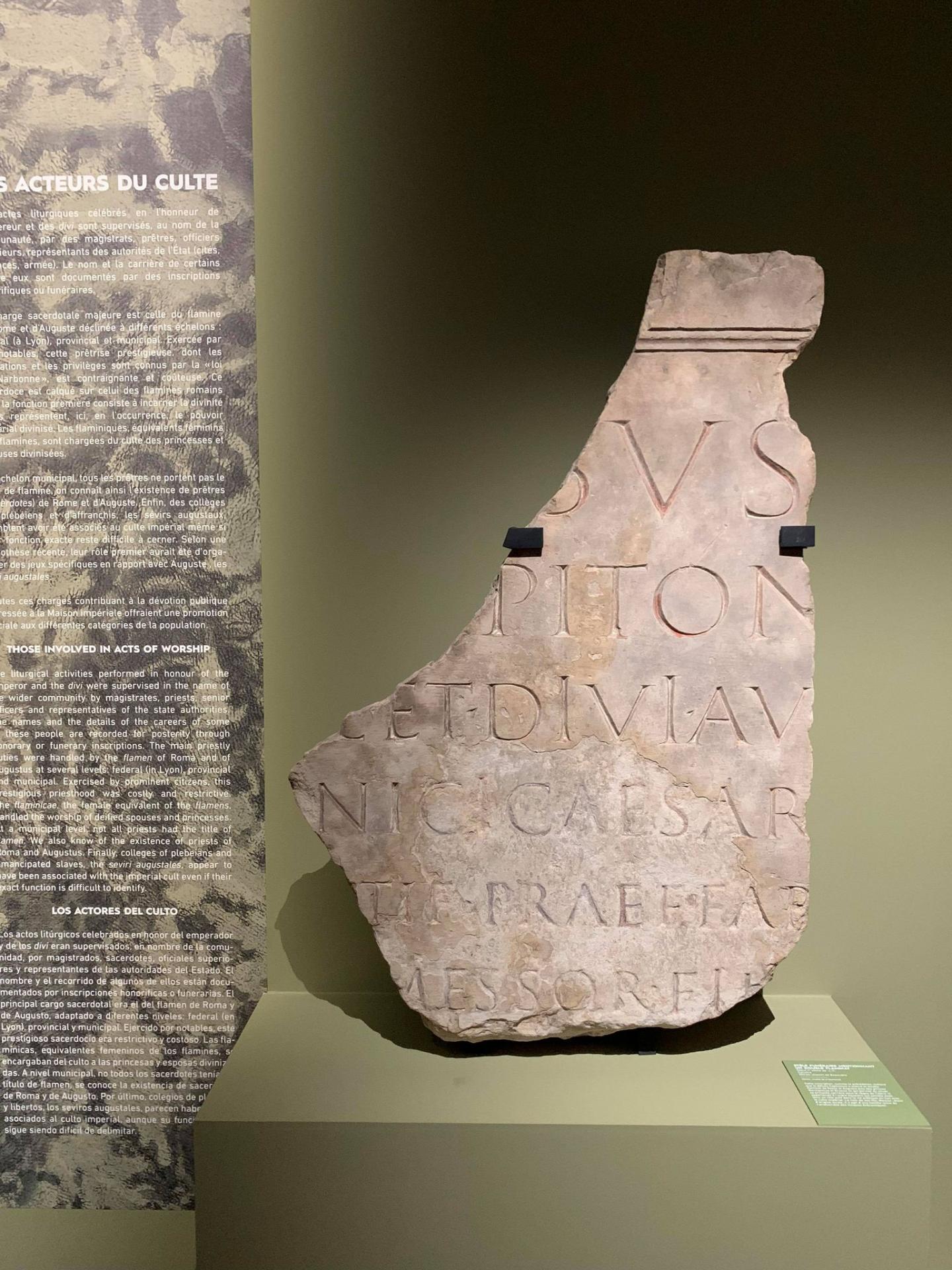 L empereur romain un mortel parmi les dieux 11