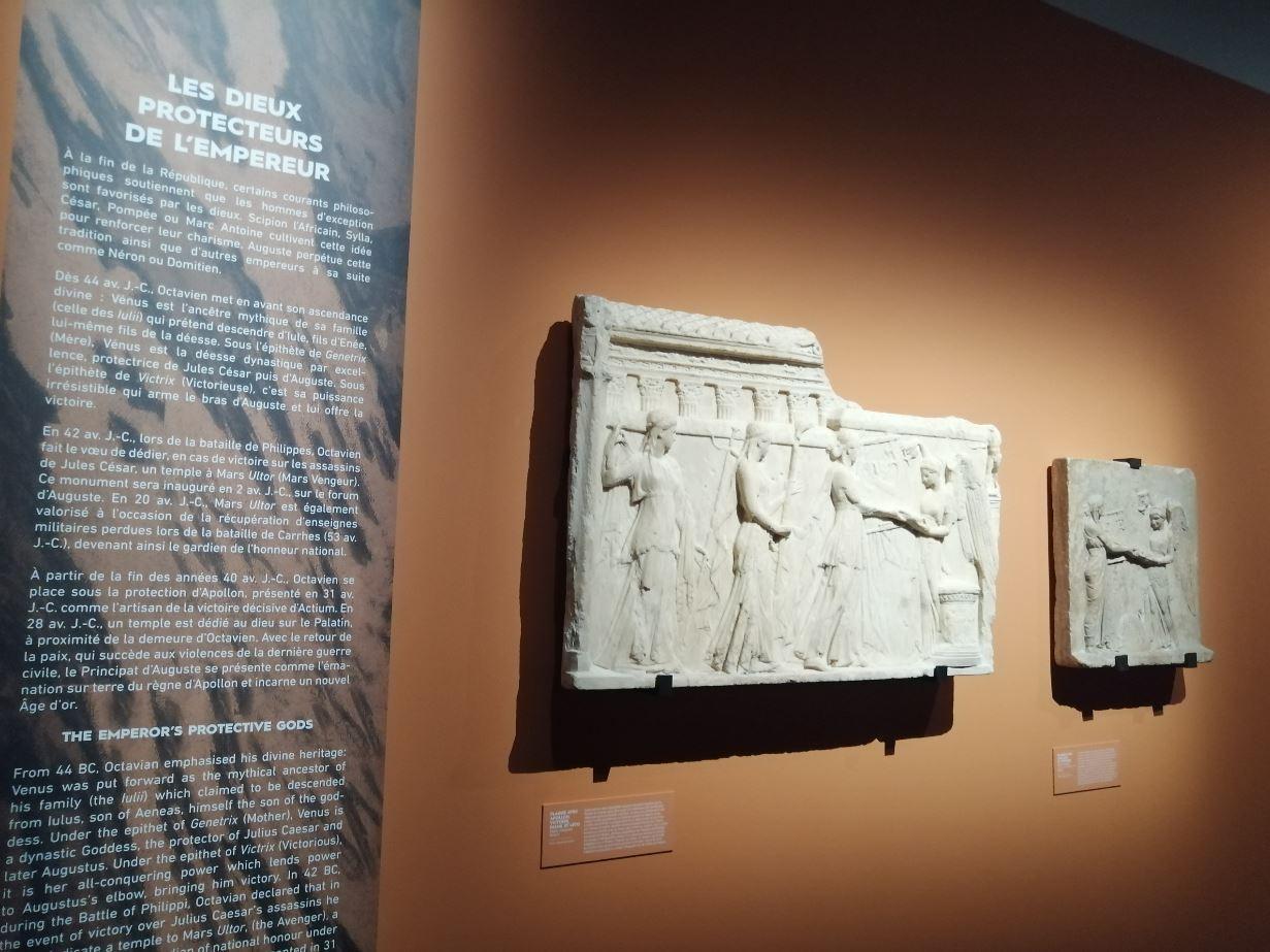 L empereur romain un mortel parmi les dieux 25