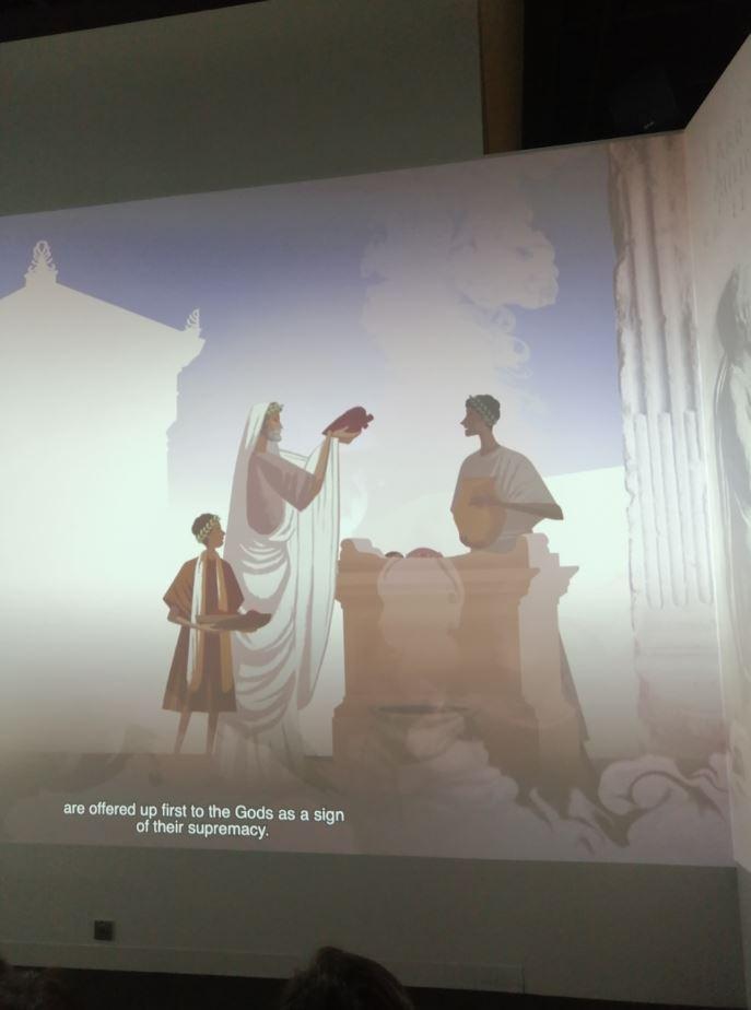 L empereur romain un mortel parmi les dieux 4