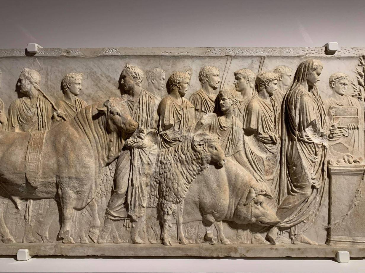 L empereur romain un mortel parmi les dieux 8