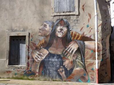 'La famille', Arkane (Rue Anatole, 2017)