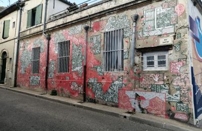 'Le Spot', Zone (Rue Gautier, 2020)