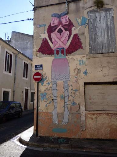 'Les siamoises', Primal (Rue Richelieu, 2017)