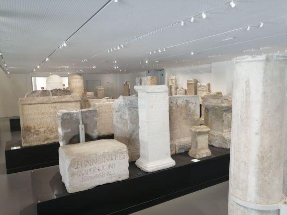 Musee de la romanite 1
