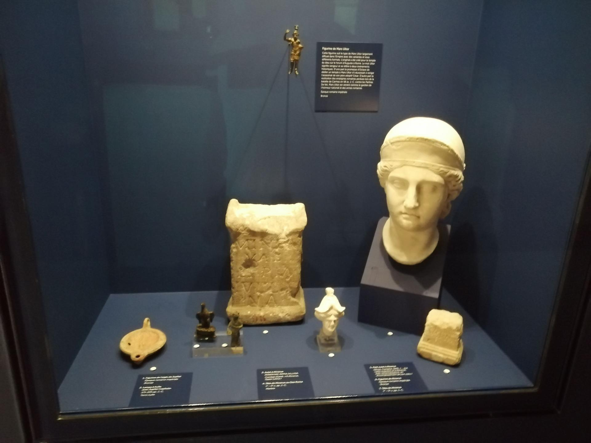 Musee de la romanite 6