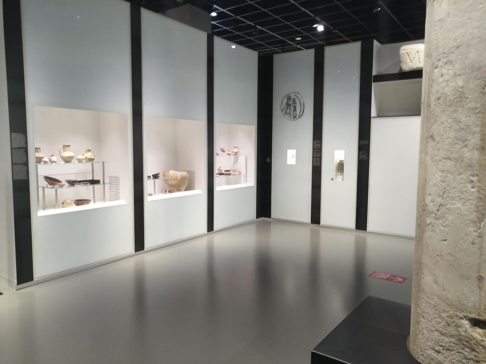 Musee de la romanite 9