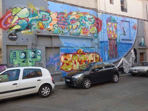 Ose, Depose, Supocao (Rue Clérisseau, 2015)