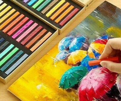 Painting crayons art drawing set soft dry pastel 1