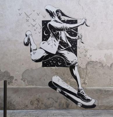 Siou (Rue Anatole France, 2020)