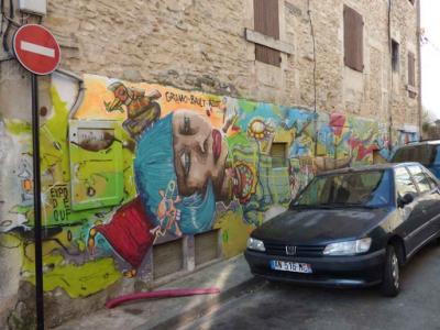 Sismikazot, Bault, Grumo (Rue de la Baume, 2014)
