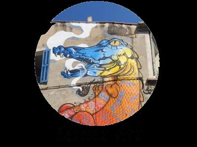 Street Art Nîmois