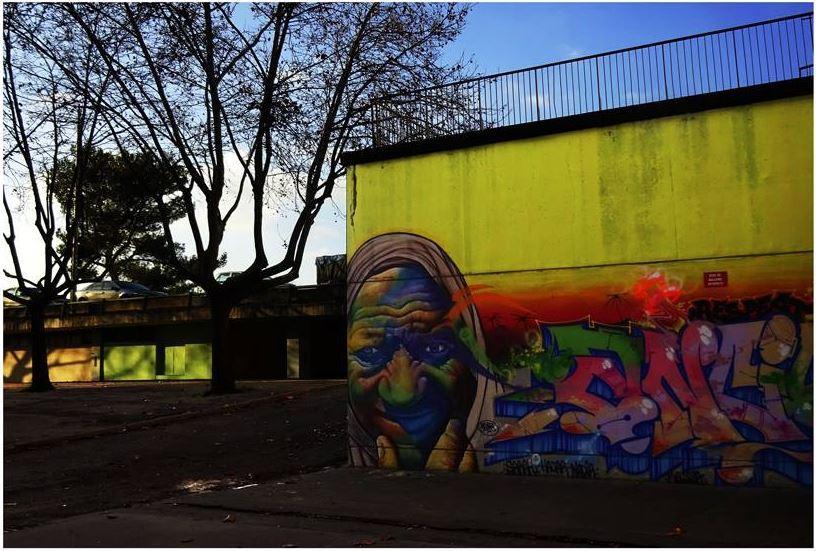 'Terrasse des Anciens', Pyrate (Valdegour, 2015)