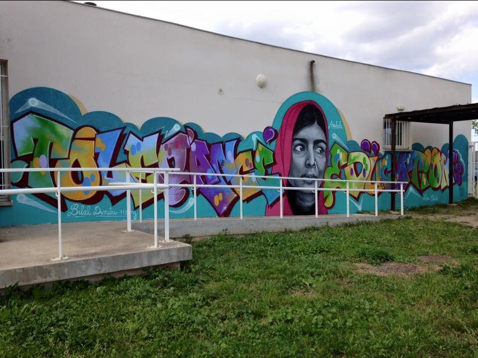 'Tolérance et Education', Pyrate (CEF de Nîmes, 2015)